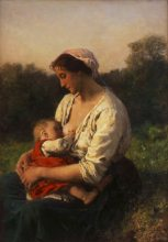 sd_jules_breton_young_mother_nursing_her_child